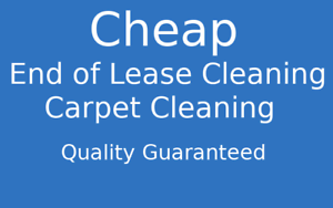 End of tenancy cleaning melbourne
