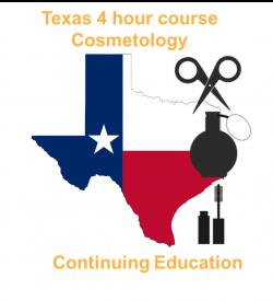 Texas Cosmetology License Renewal